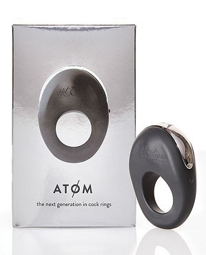 Hot Octopuss Atom Rechargeable C Ring - Black