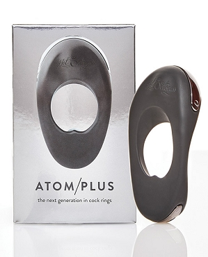 Hot Octopuss Atom Plus Rechargeable C Ring - Black