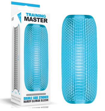 Training Master Double Side Stroker - Blue