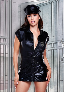 Dirty Cop - Black - One Size - Black - One Size