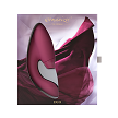 Womanizer Duo Rechargeable Silicone Rabbit Vibrator - Bordeaux
